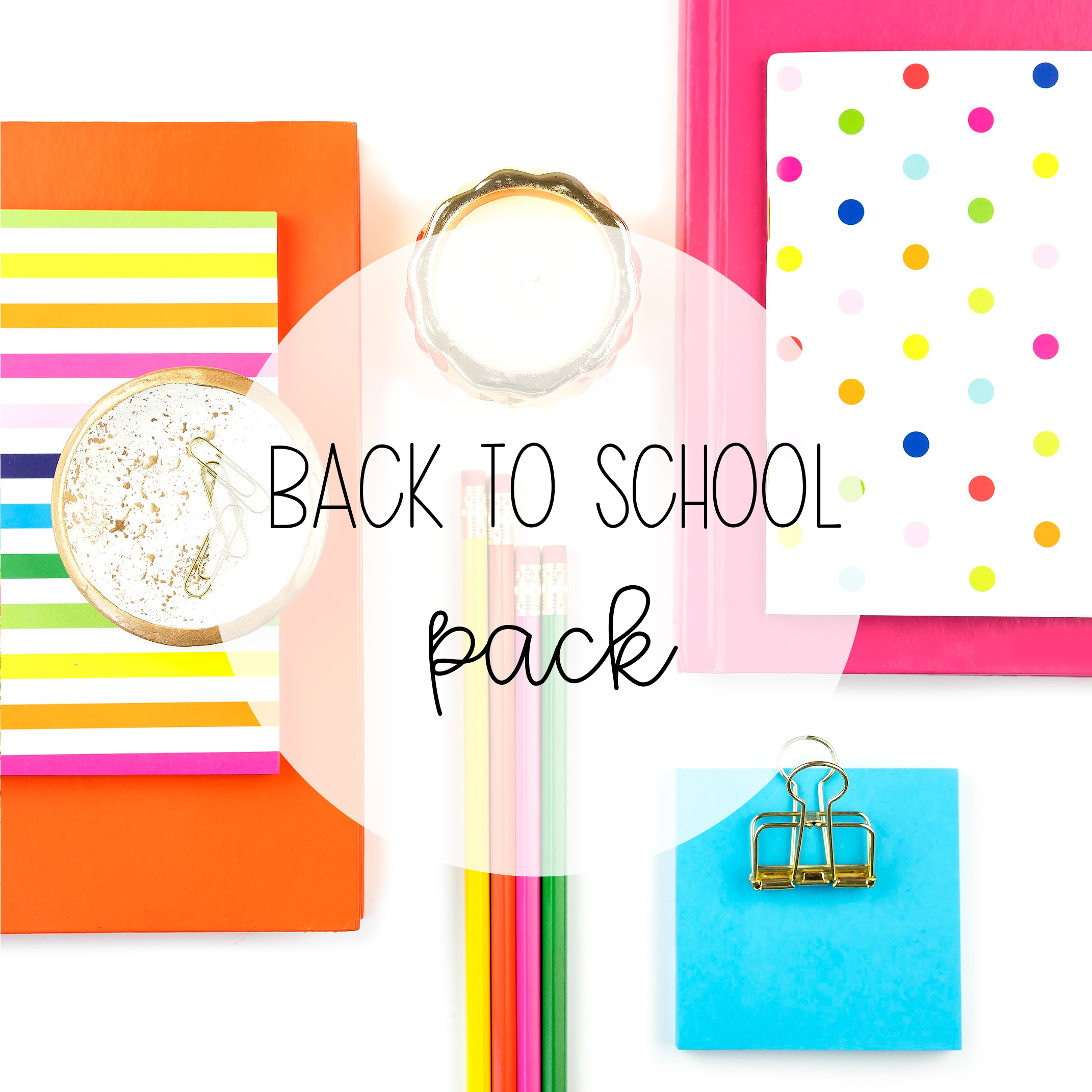 Back to School 2021 Pack