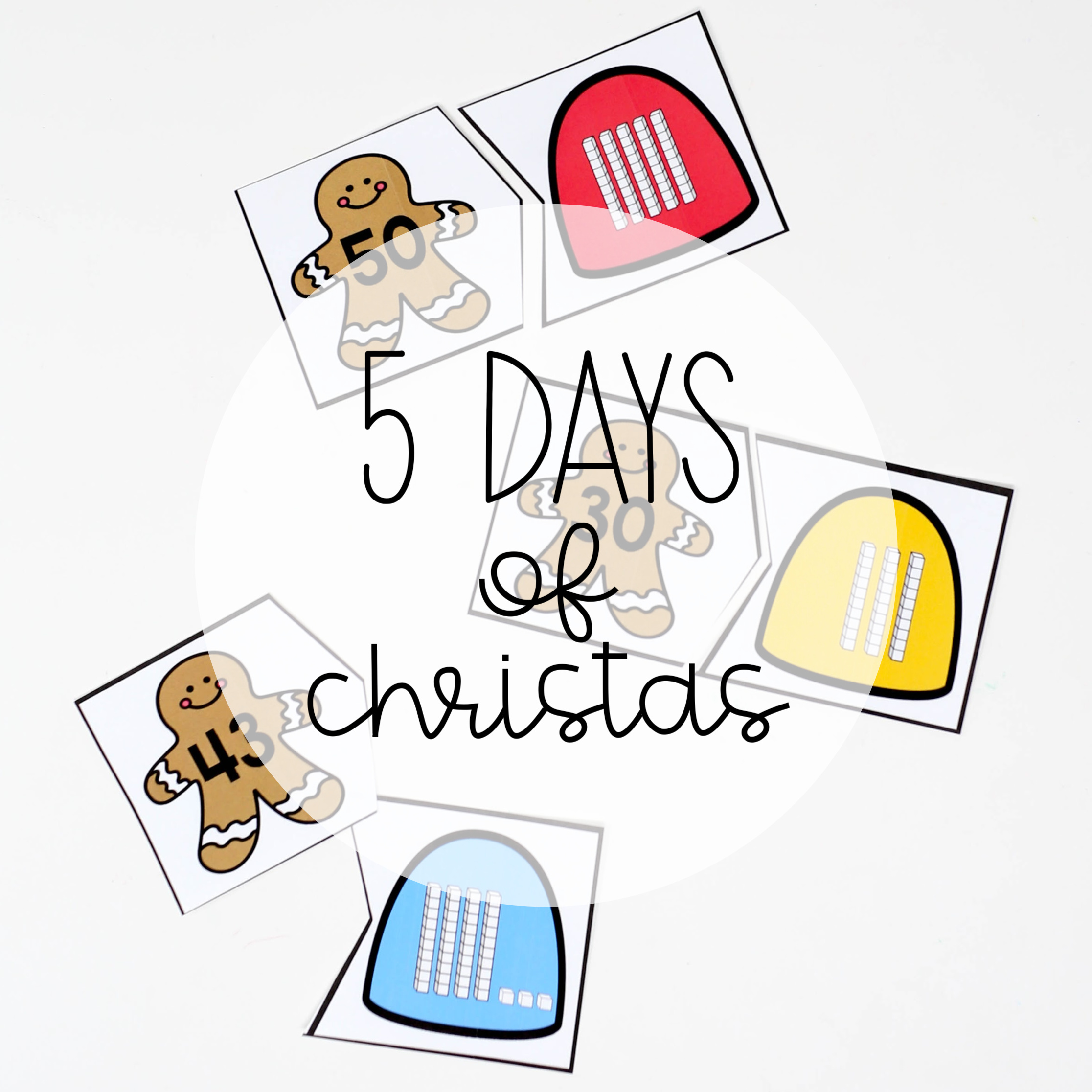 5 Days of Christmas