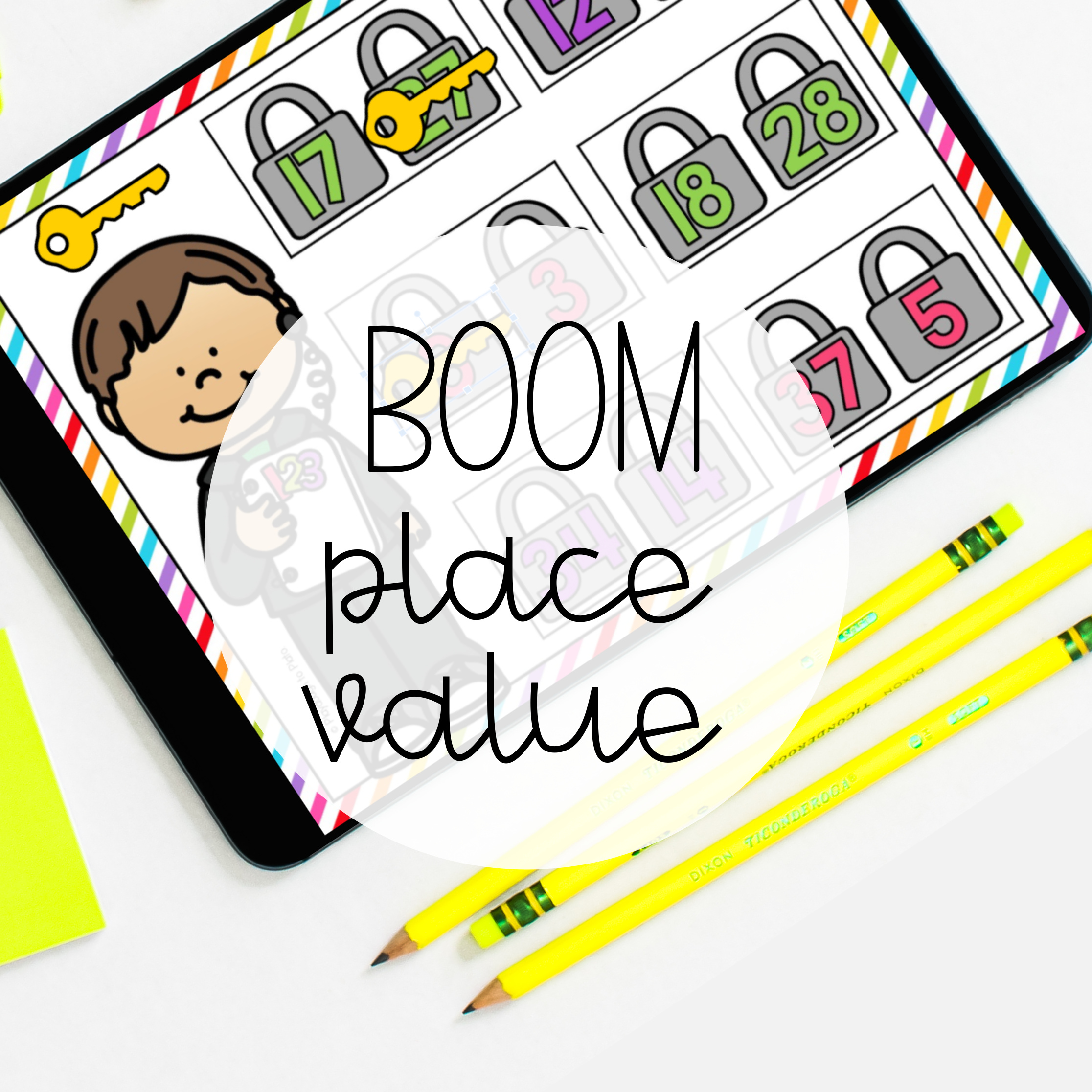 Boom Place Value Games