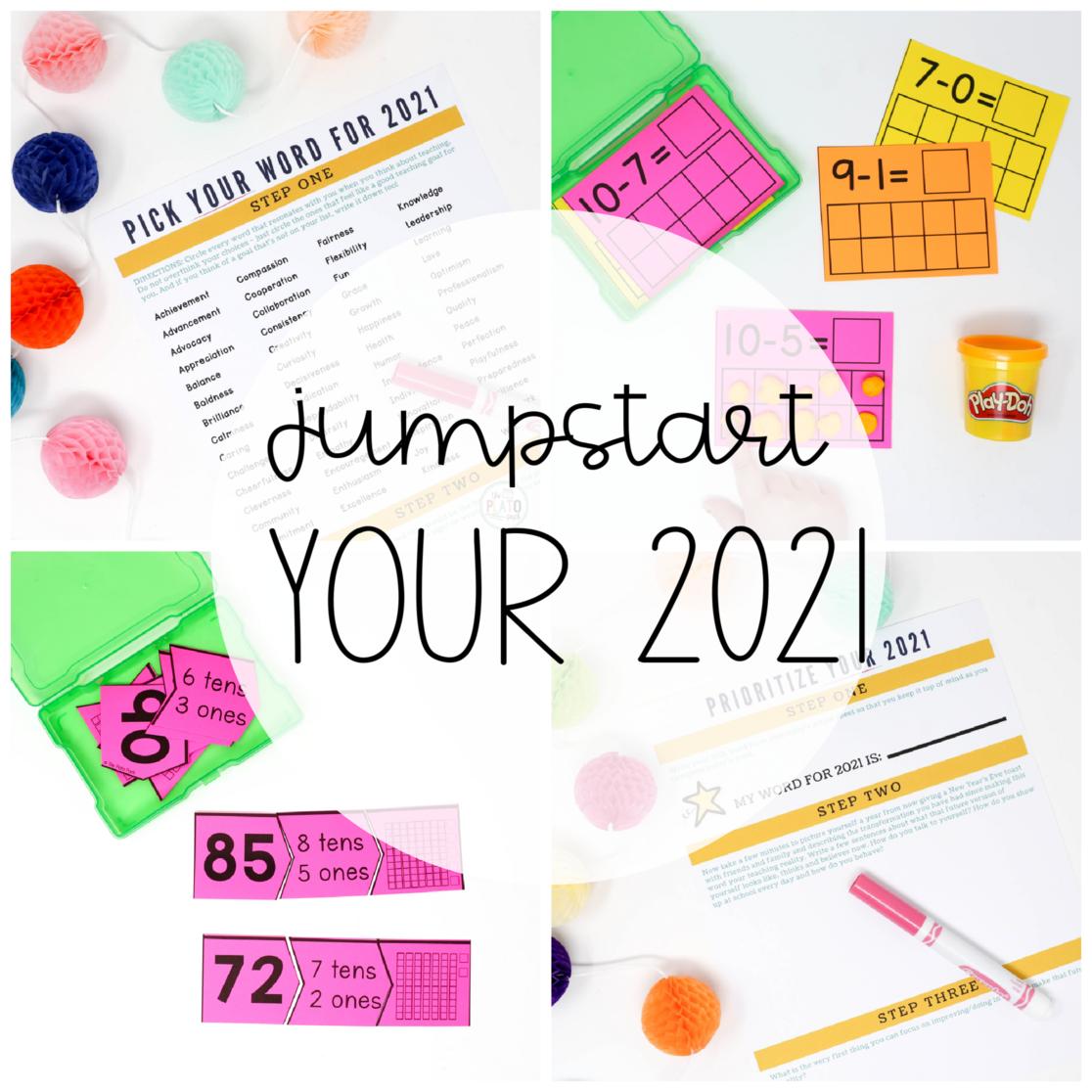 Jumpstart Your 2021