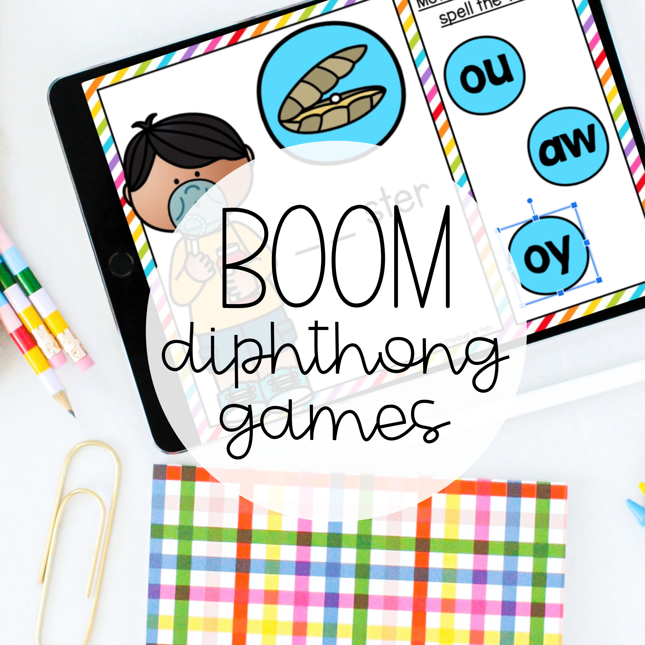 Boom Diphthong Centers