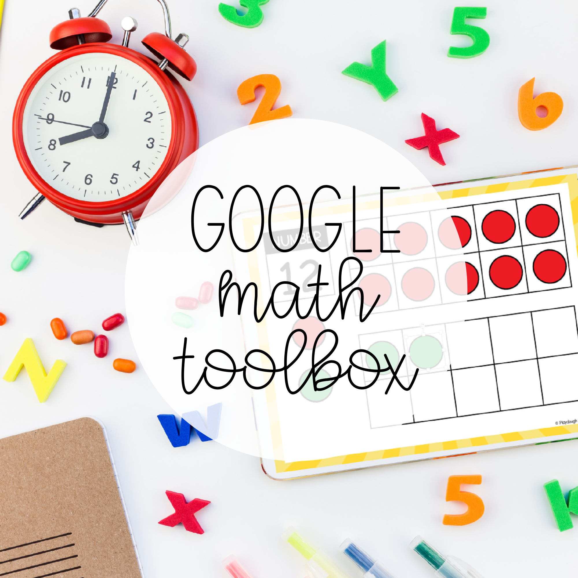 Math Toolbox for Google