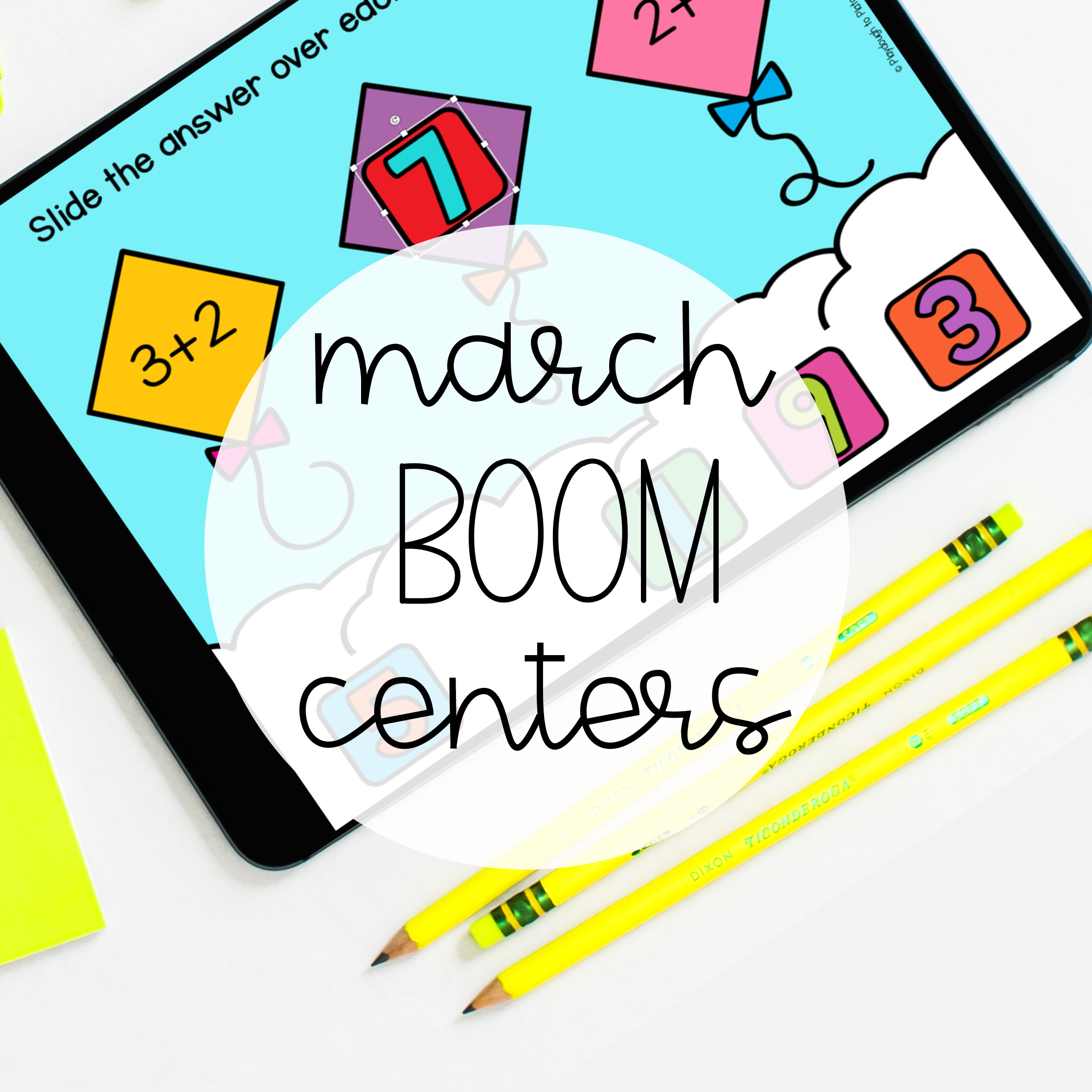 Boom March Centers