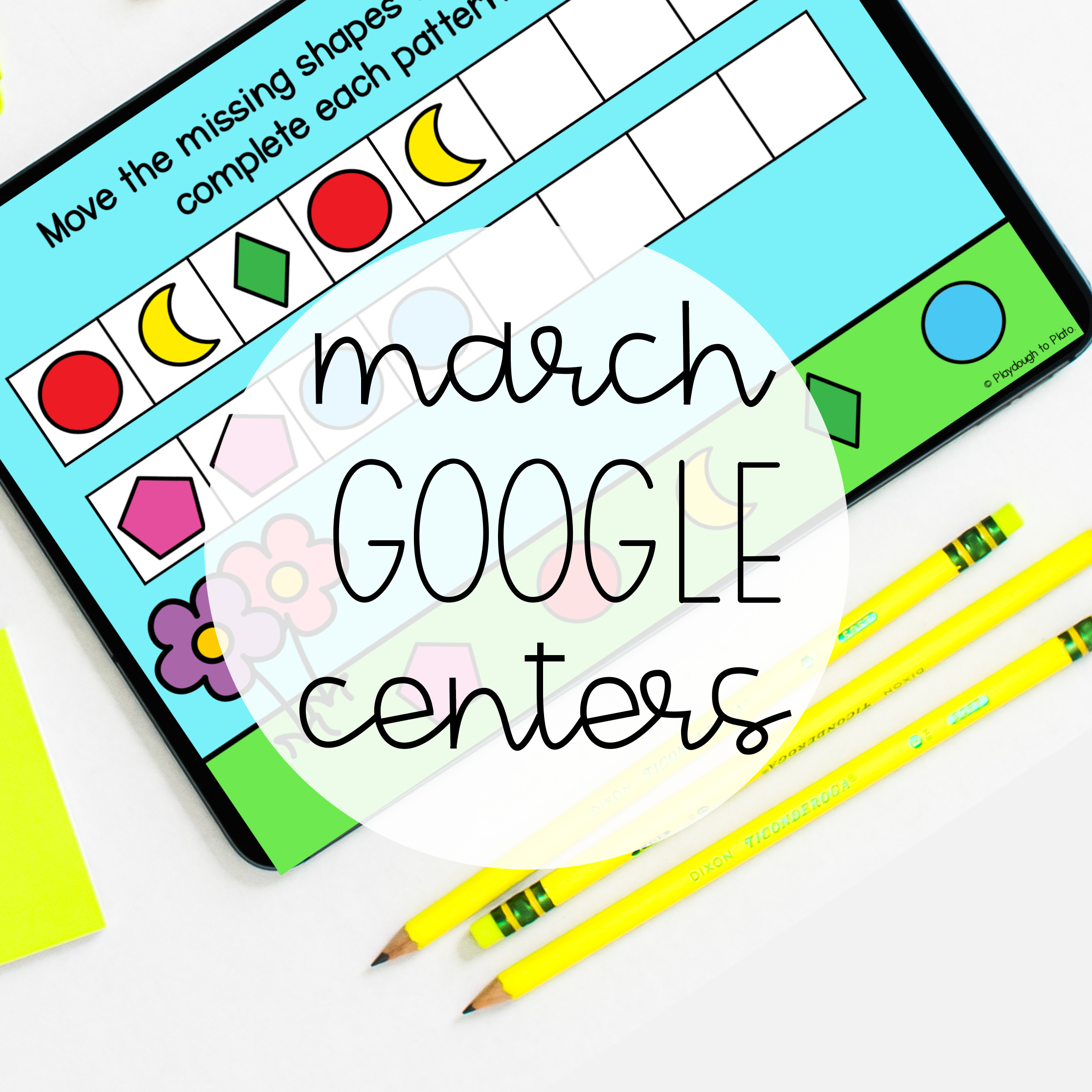 Google March Centers
