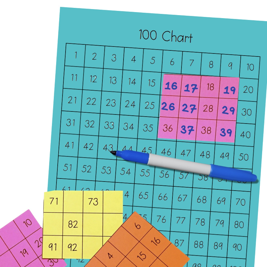 Number Sense Mystery Puzzles