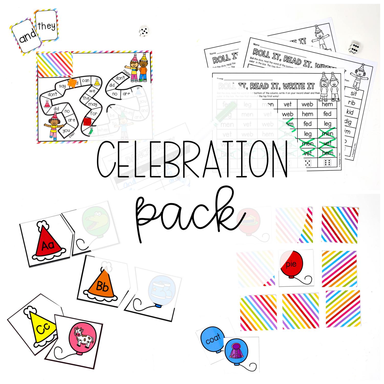 Celebration Pack