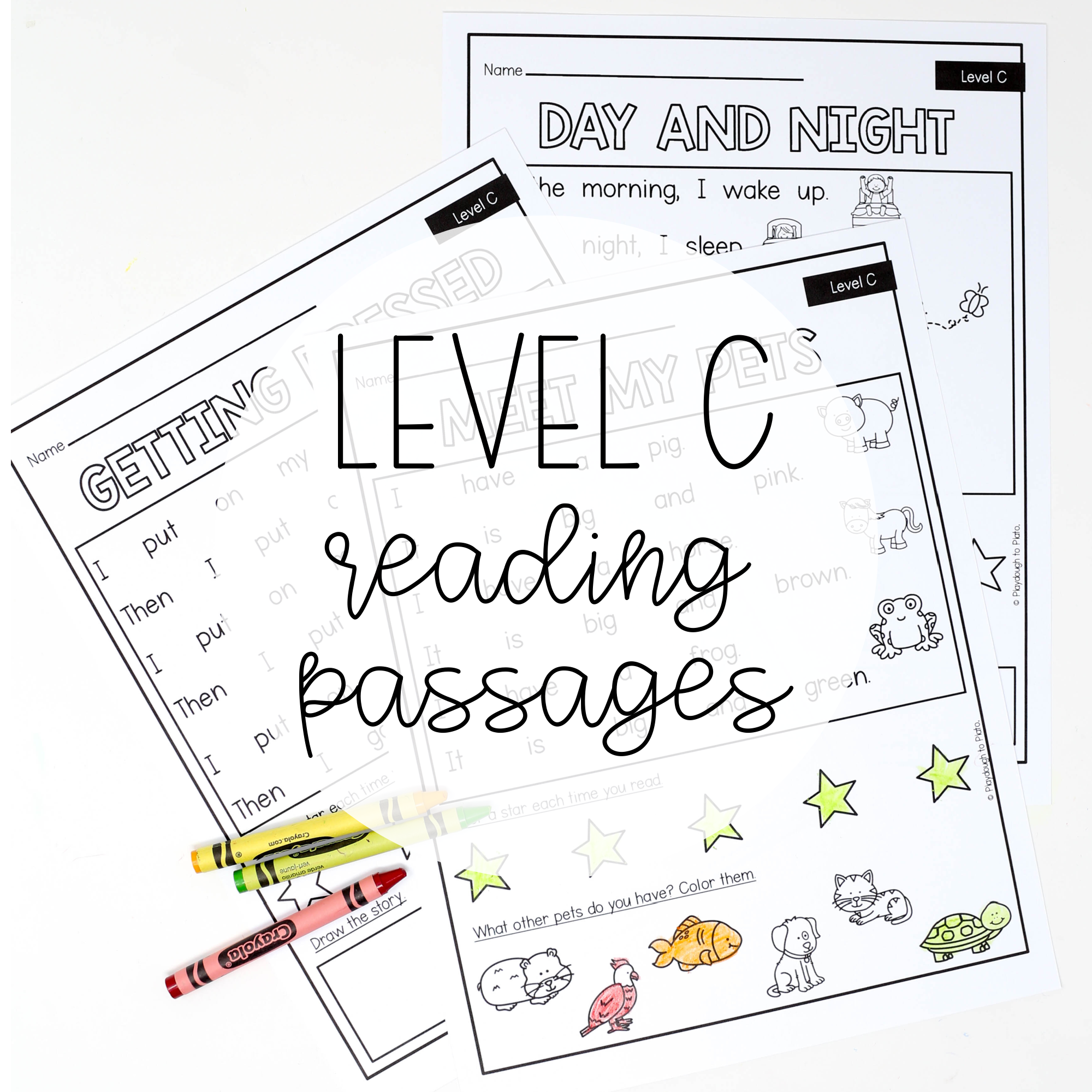 Level C Reading Passages