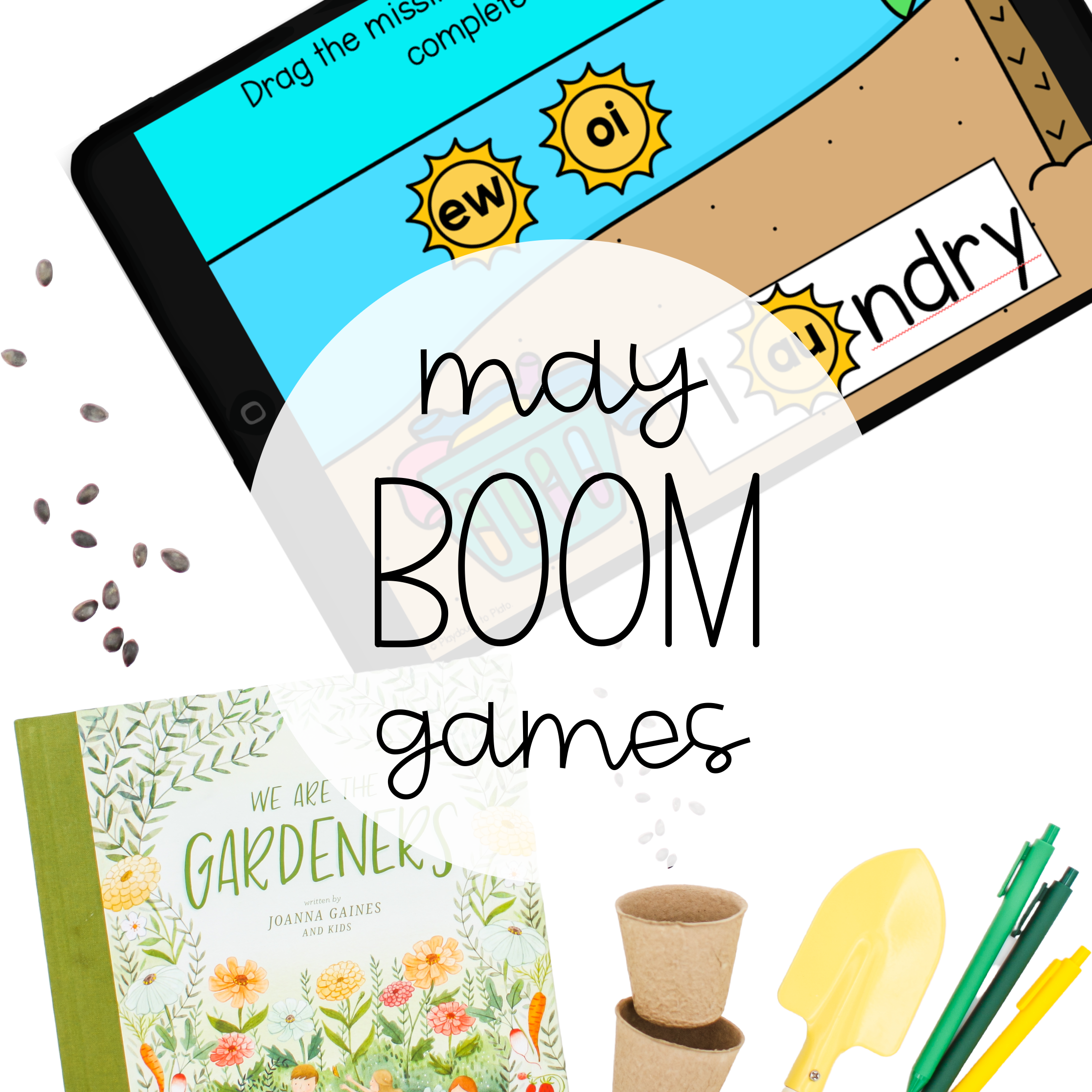 May Boom Centers
