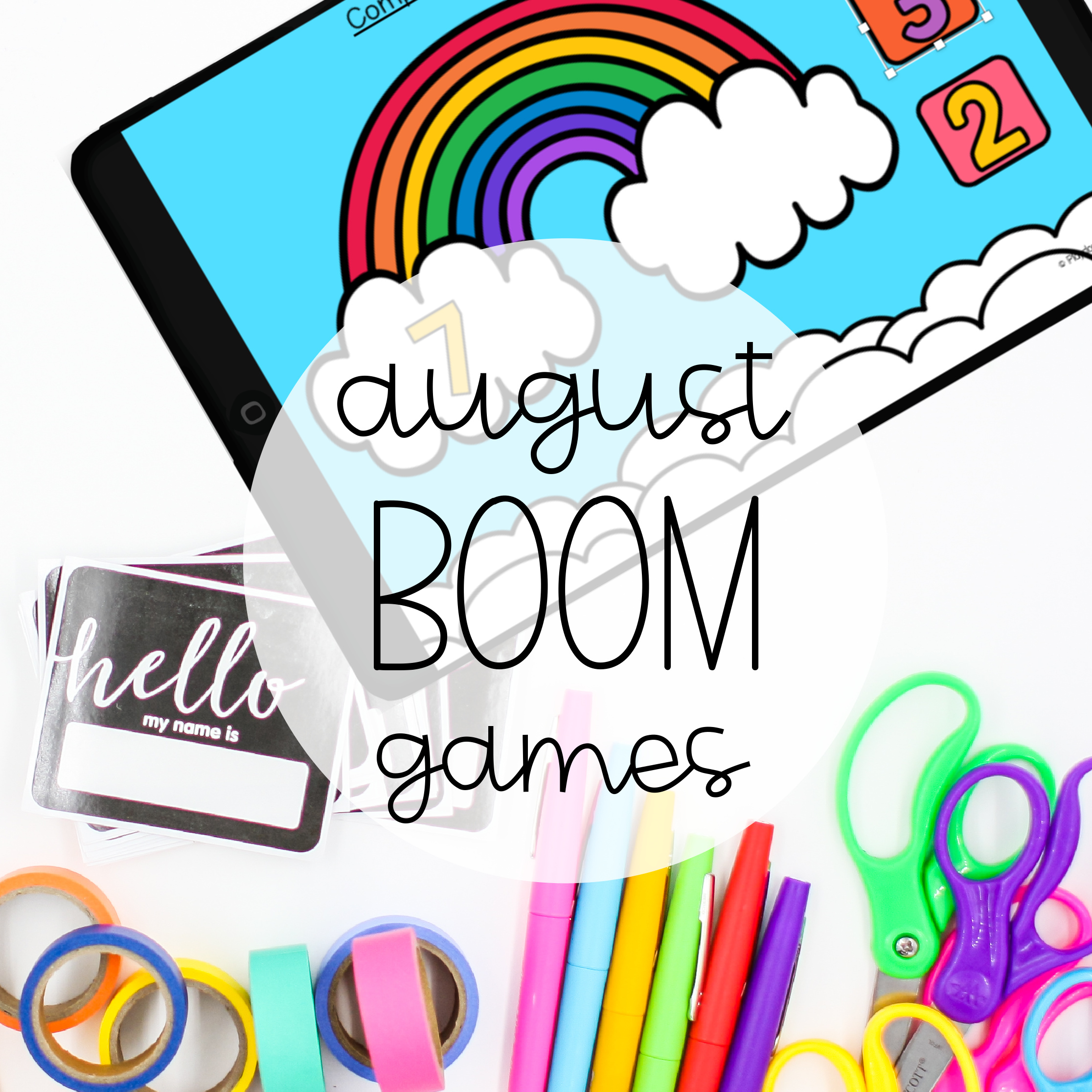 August Boom Games