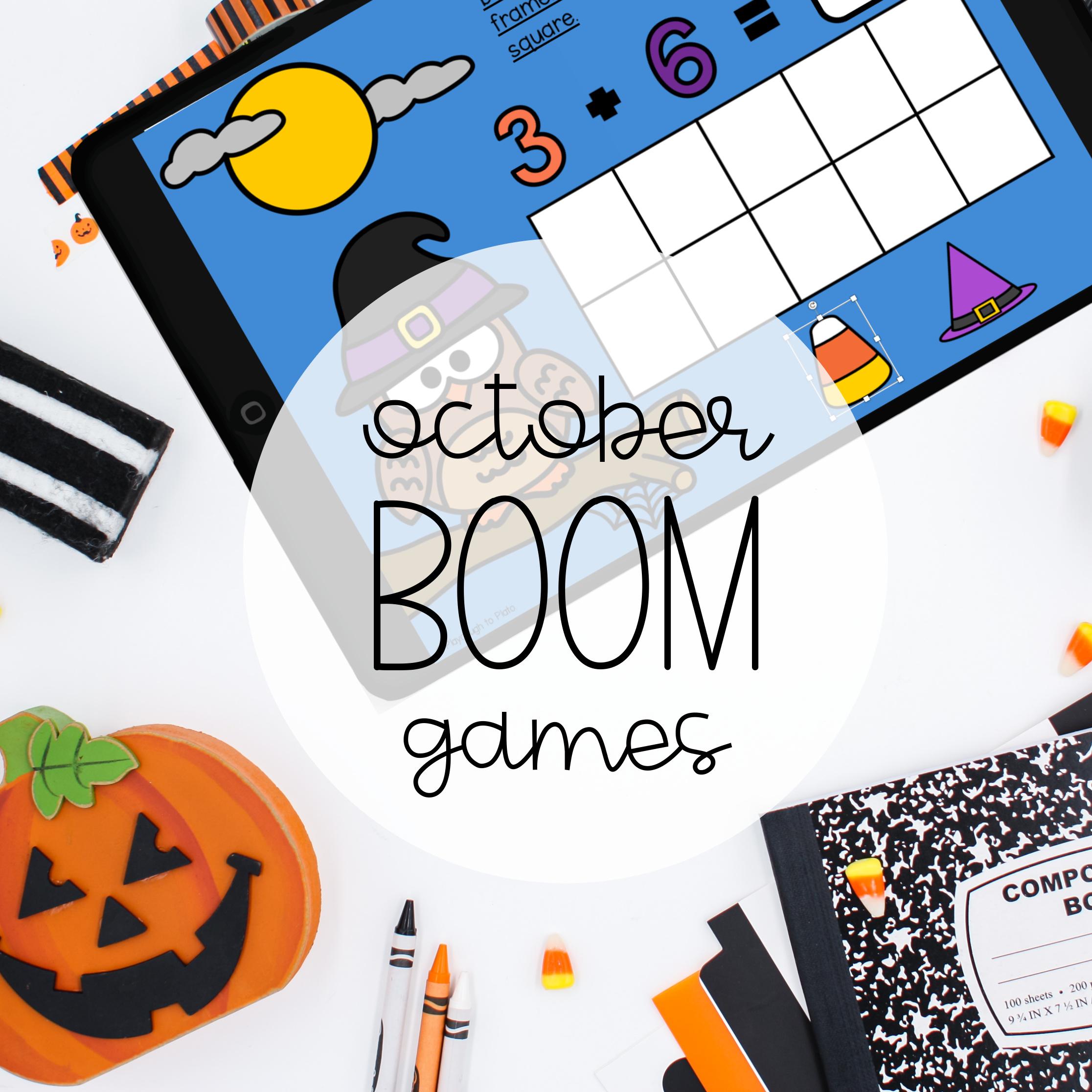October Boom Games